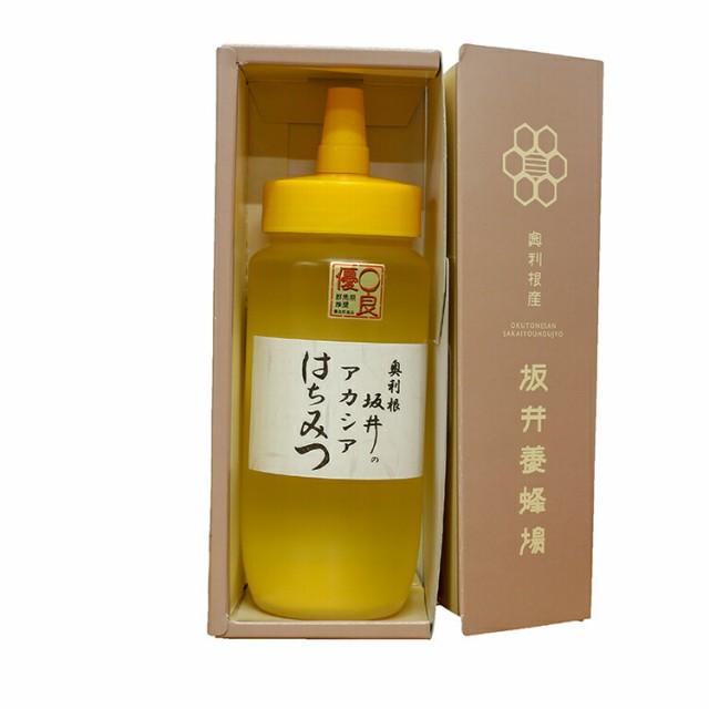 【はちみつ 国産 低GI値】特選アカシア蜂蜜 500g ...