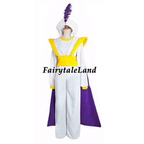 高品質 高級コスプレ衣装 アラジンと魔法のランプ...