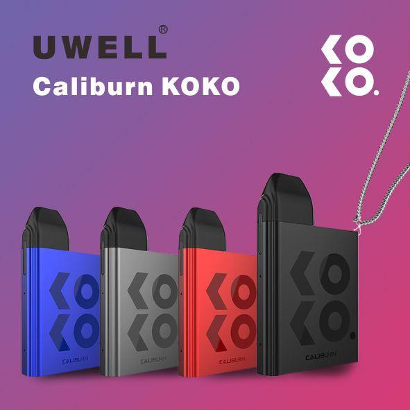 UWELL Caliburn KOKO カリバーン ココ Portable S...