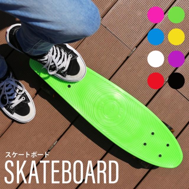 スケートボード ミニクルーザーボード ミニクルー...