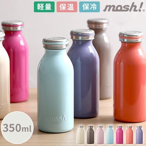 マグボトル mosh! モッシュ ミルクAIRボトル 350m...