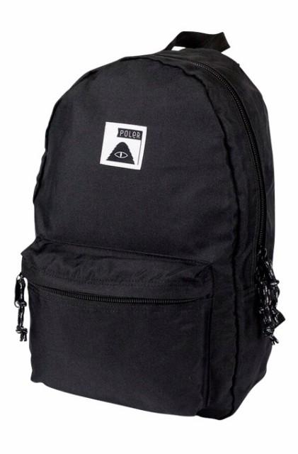 Poler The Rambler Backpack Black バッグパック ...