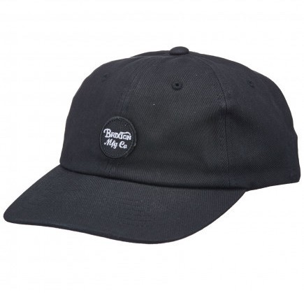 Brixton Wheeler Hat Cap Black キャップ 送料無...