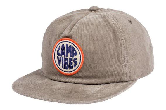 Poler Pop Tart Grampa Snapback Hat Cap Olive ...