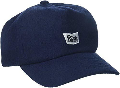 Brixton Stith Hat Cap Navy キャップ 送料無料