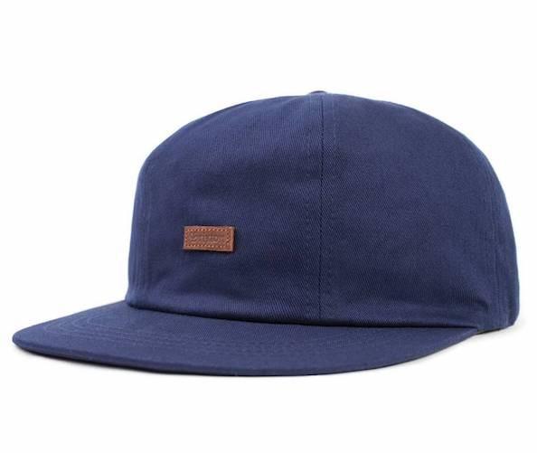 Brixton Mcdowell Hat Cap Navy キャップ 送料無...