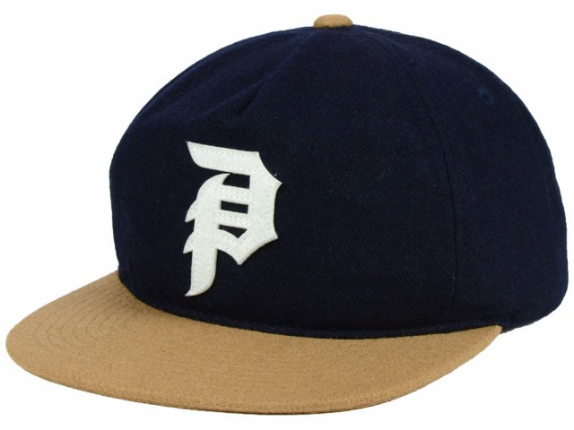 Primitive Dirty P Strapback Hat Cap Navy キャ...