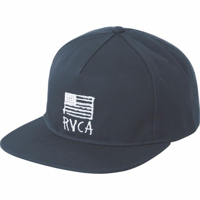RVCA Flags Hat Cap Dark Denim キャップ  送料無...