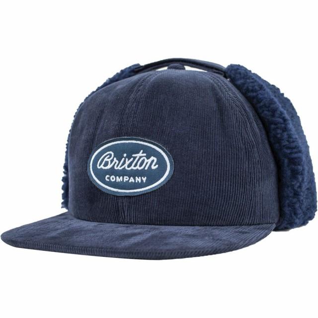 Brixton Richfield HP EF Snapback Hat Cap Navy ...
