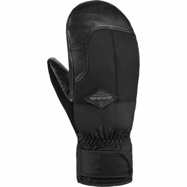 17-18 Dakine Charger Mitten Glove Black S ミト...