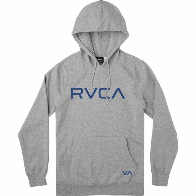 RVCA Big RVCA Pullover Hoodie Athletic M パー...