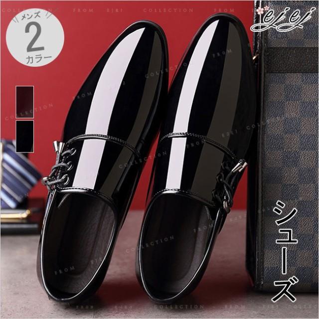 シークレットシューズ メンズ 紳士靴 ビジネスシ...