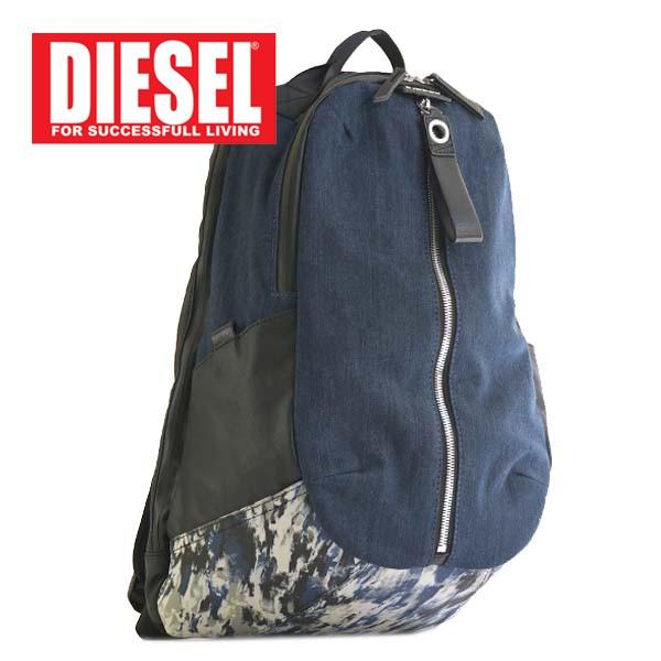 ディーゼル X05187 P1530 H6562 バックパック リ...