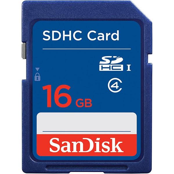 16GB SDHCカード SDカード SanDisk サンディスク ...