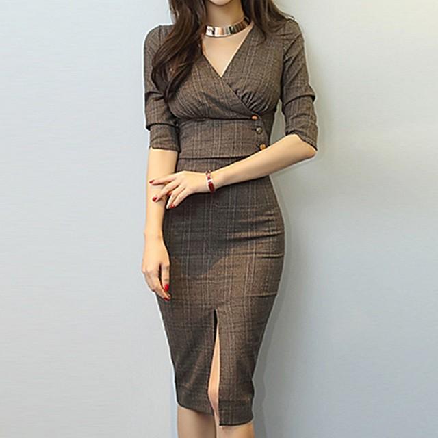 【一部即納】新作 韓国スタイル ミディアム 七分...