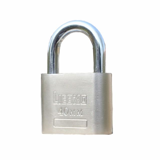 ステンレス南京錠 硬化鋼 汎用 鍵で施錠 スーツケ...