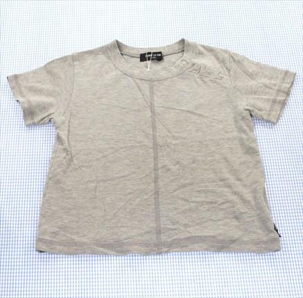 コムサイズム COMME CA ISM Tシャツ 半袖 110cm ...