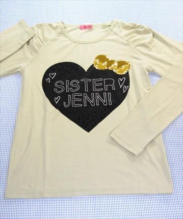 ジェニィ Jenni 長袖Tシャツ 150cm トップス 女の...