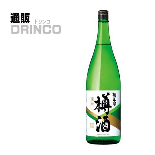 菊正宗 純米 樽酒 1800ml
