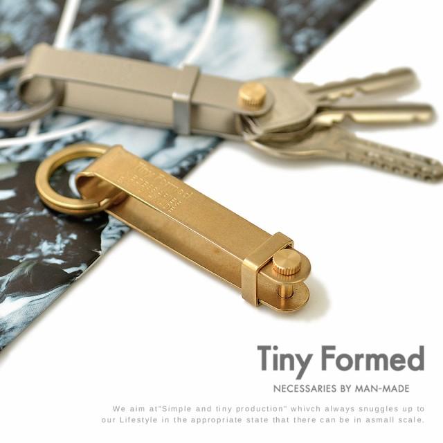 Tiny Formed タイニーフォームド Tiny metal key ...