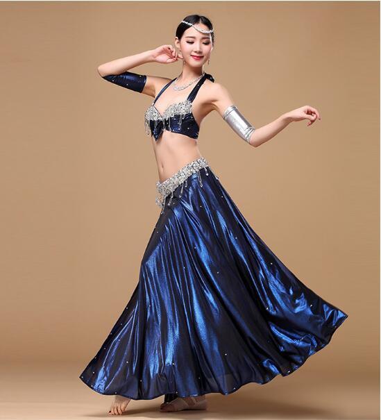 ベリーダンス 大人 女性衣装 ビーズ ブラジャー ...