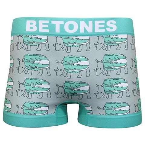 BETONES ビトーンズ HAKUSAI GREEN 30392 メンズ ...