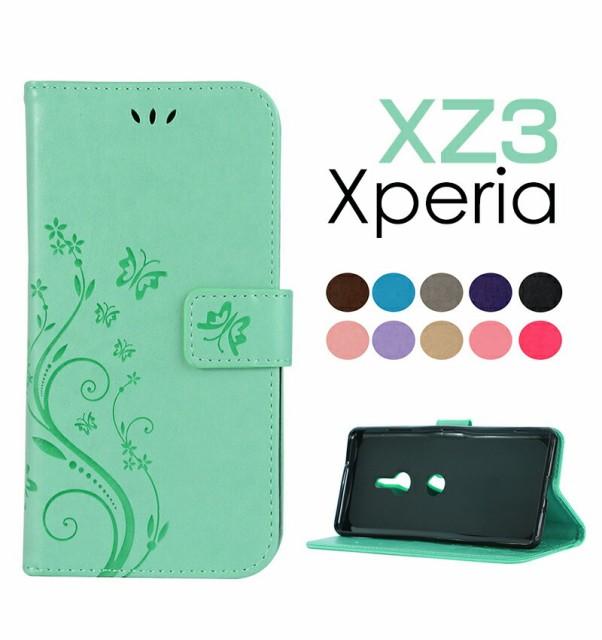 Xperia XZ3 SO-01Lケース Xperia SOV39ケース エ...