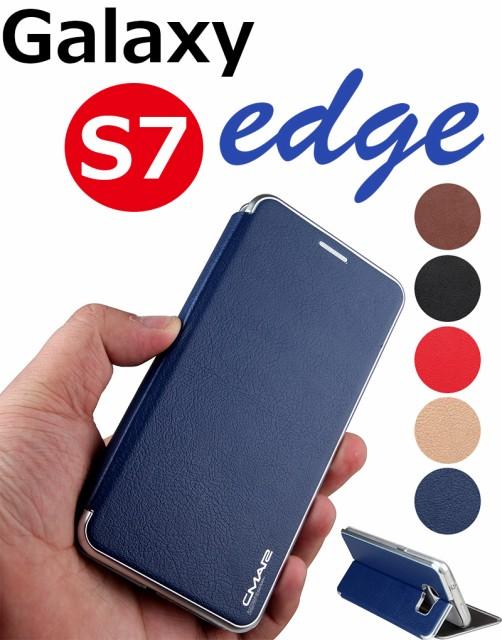 Galaxy S7 edgeケース docomo SC-02H au SCV33 サ...