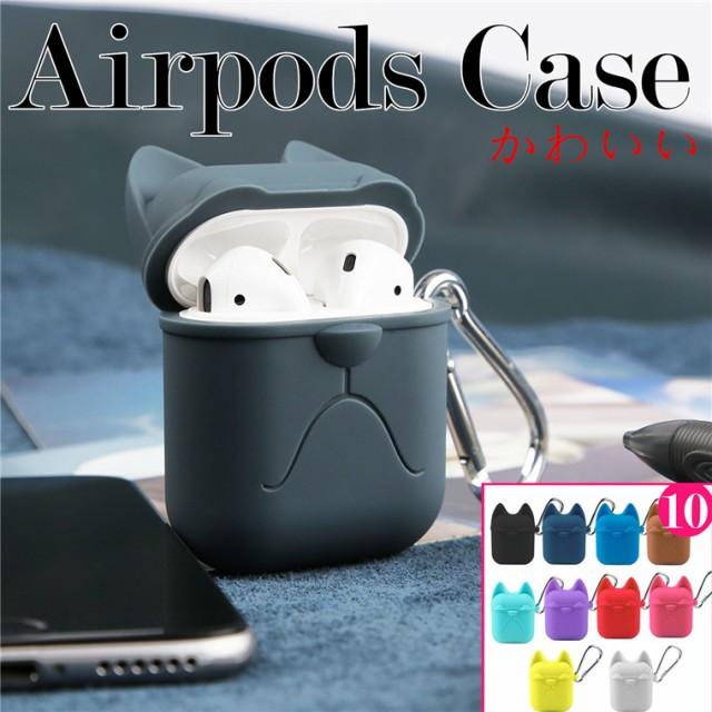 Apple AirPods case アップル イヤホン かわいい ...