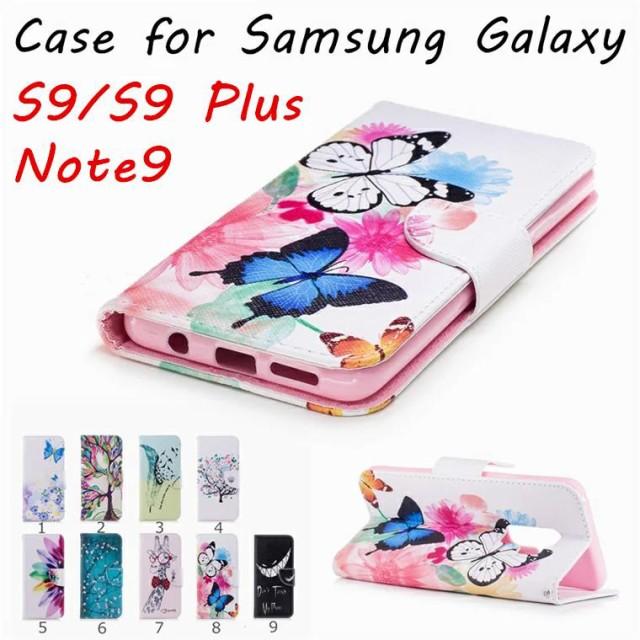 Galaxy Note9 Galaxy S9 SC-02K SCV38 手帳型ケー...