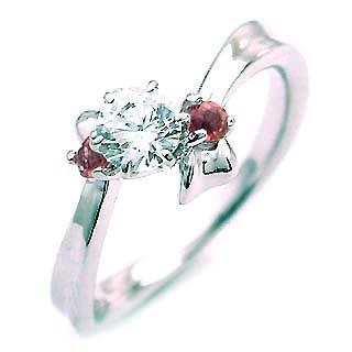 婚約指輪 エンゲージリング ダイヤモンド ダイヤ ...