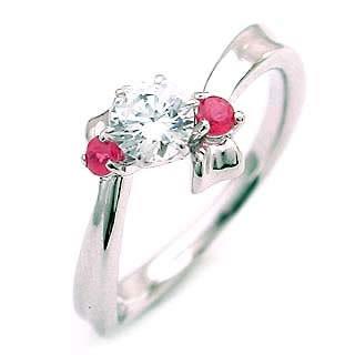エンゲージリング 婚約指輪 ダイヤモンド ダイヤ ...