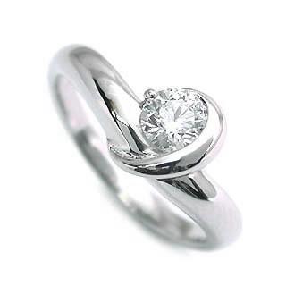 婚約指輪 ダイヤモンド リング ダイヤ エンゲージ...