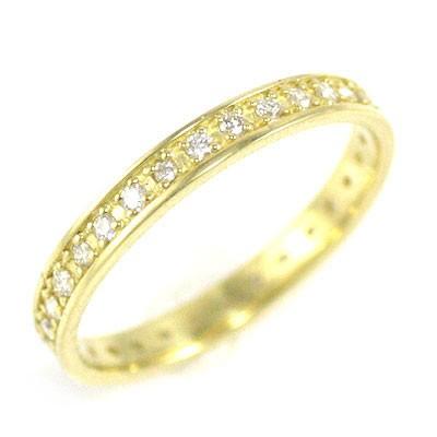 Brand Jewelry me. K18イエローゴールド ダイヤモ...