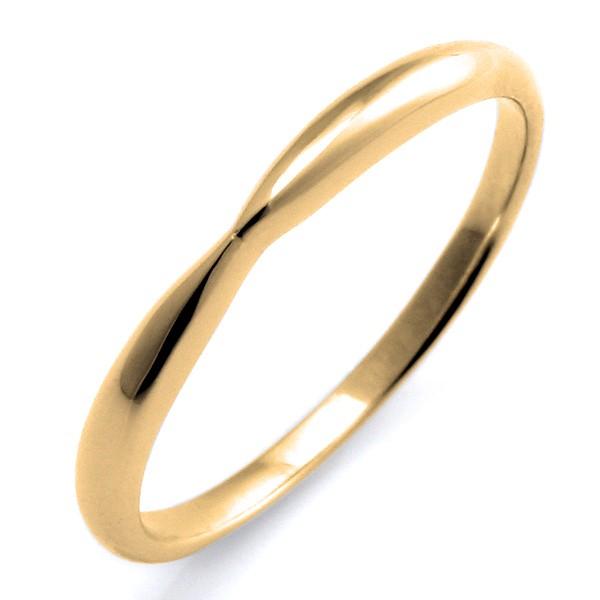 ペアリング 結婚指輪 マリッジリング イエローゴ...