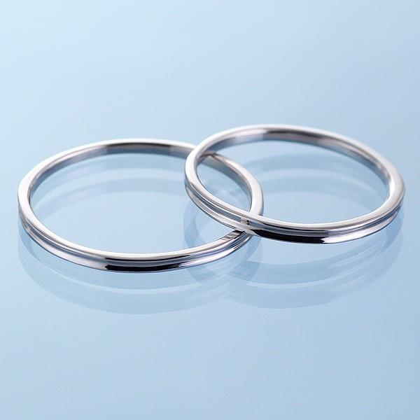 結婚指輪 マリッジリング プラチナ ペアリング 2...