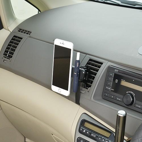 W968 マグネット スマホ タブレット | 車載充電器...