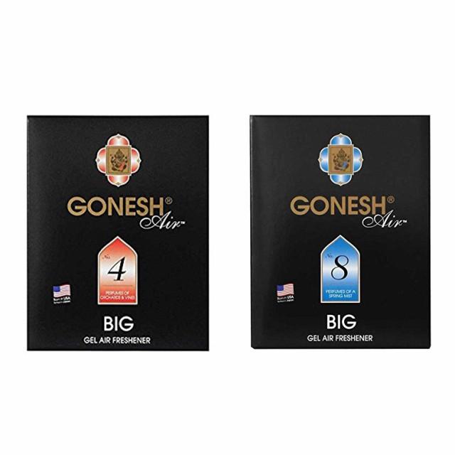 GONESH ビッグゲルエアフレッシュナー NO.4 / NO....