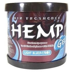 ヘンプジェル ライトブルータイプの香り 芳香剤 O...