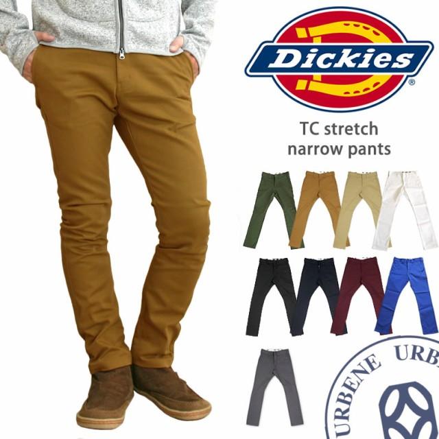 Dickies ディッキーズ ワークパンツ TCストレッチ...