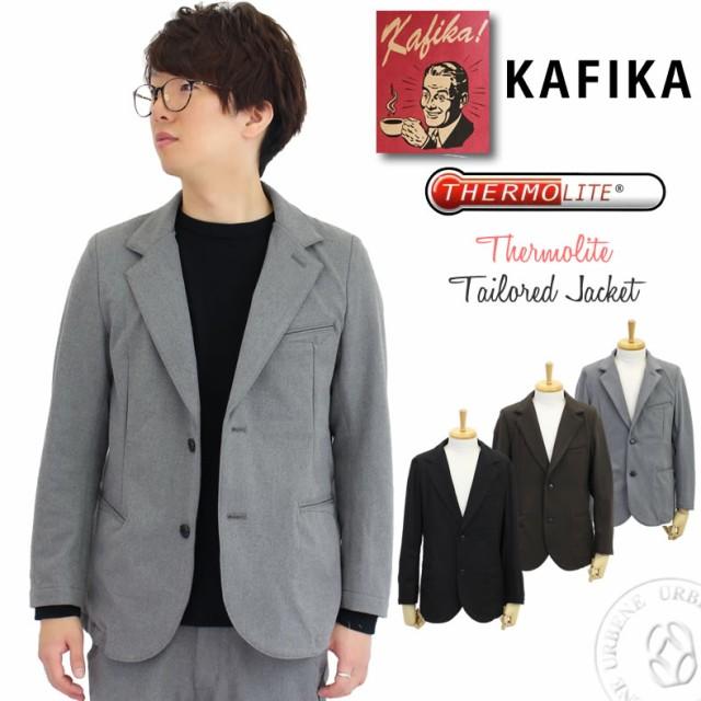 カフィカ KAFIKA サーモライト 4WAYストレッチ テ...