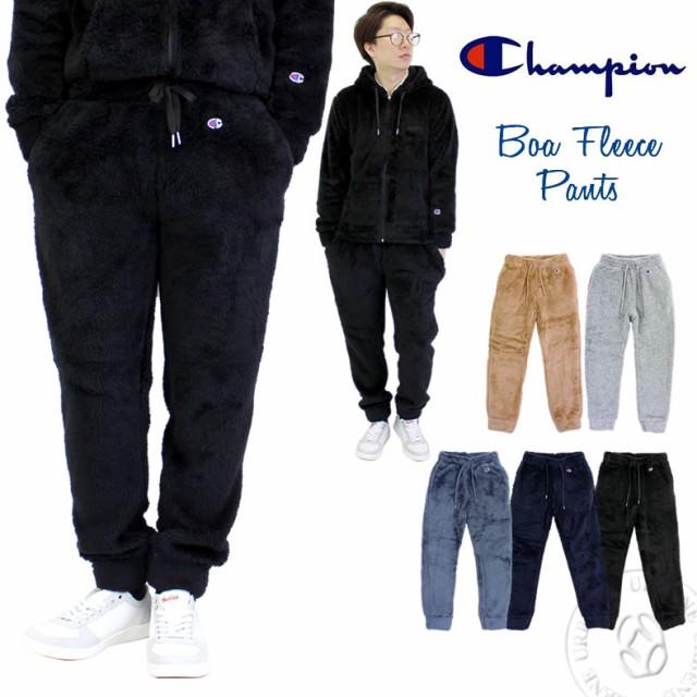 Champion チャンピオン ボアフリースパンツ (c3-l...