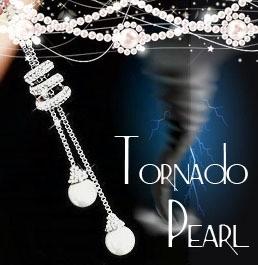 竜巻真珠 tornado pearl ※欠品中 4月上旬入荷...