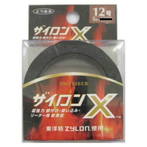 よつあみ ザイロンX 5m 12号【ゆうパケット...