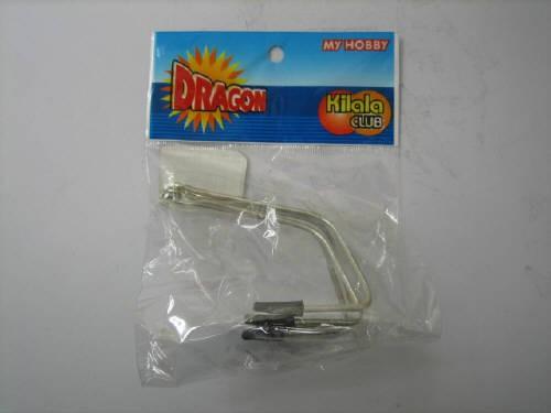 マルシン漁具(DRAGON) タコ針 直角型 M