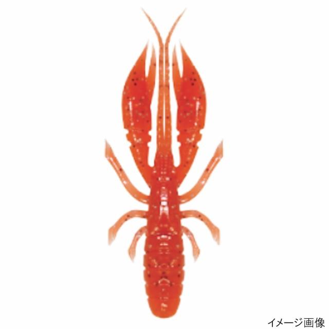 ハタ喰い・蝦 3.5インチ ボイル【ゆうパケット】