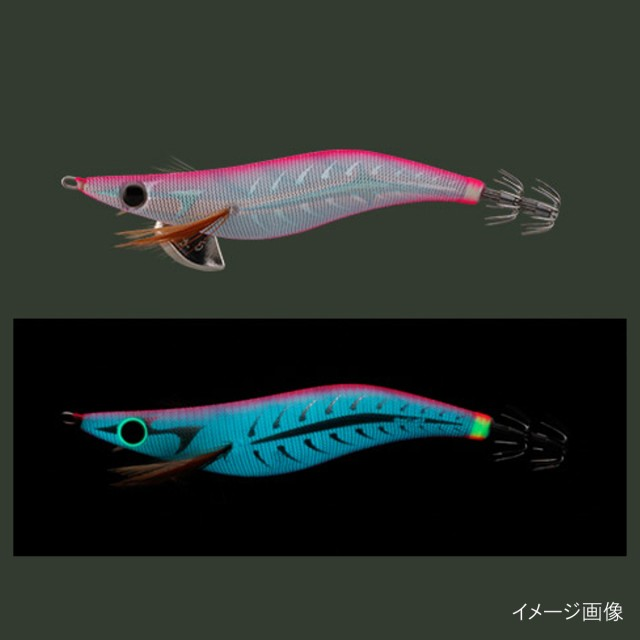エギ王Q LIVE 490グロー 3号 B29KRI(氷いちご)【...