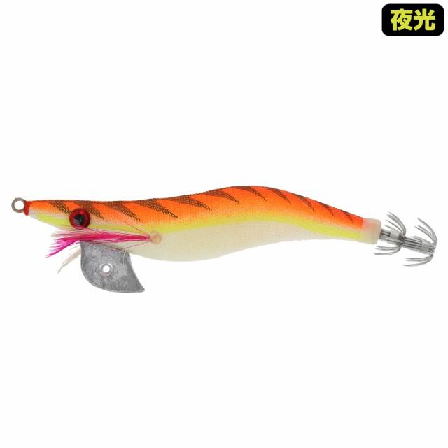 タカミヤ エギボンバー 夜光 2.5号 オレンジ【...