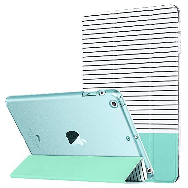 iPad Mini ケース クリア iPad Mini2 ケース レザ...