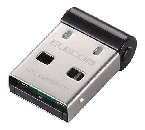 エレコム Bluetooth USBアダプタ 超小型 Ver4.0 E...